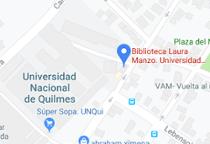 Mapa de la Biblioteca
