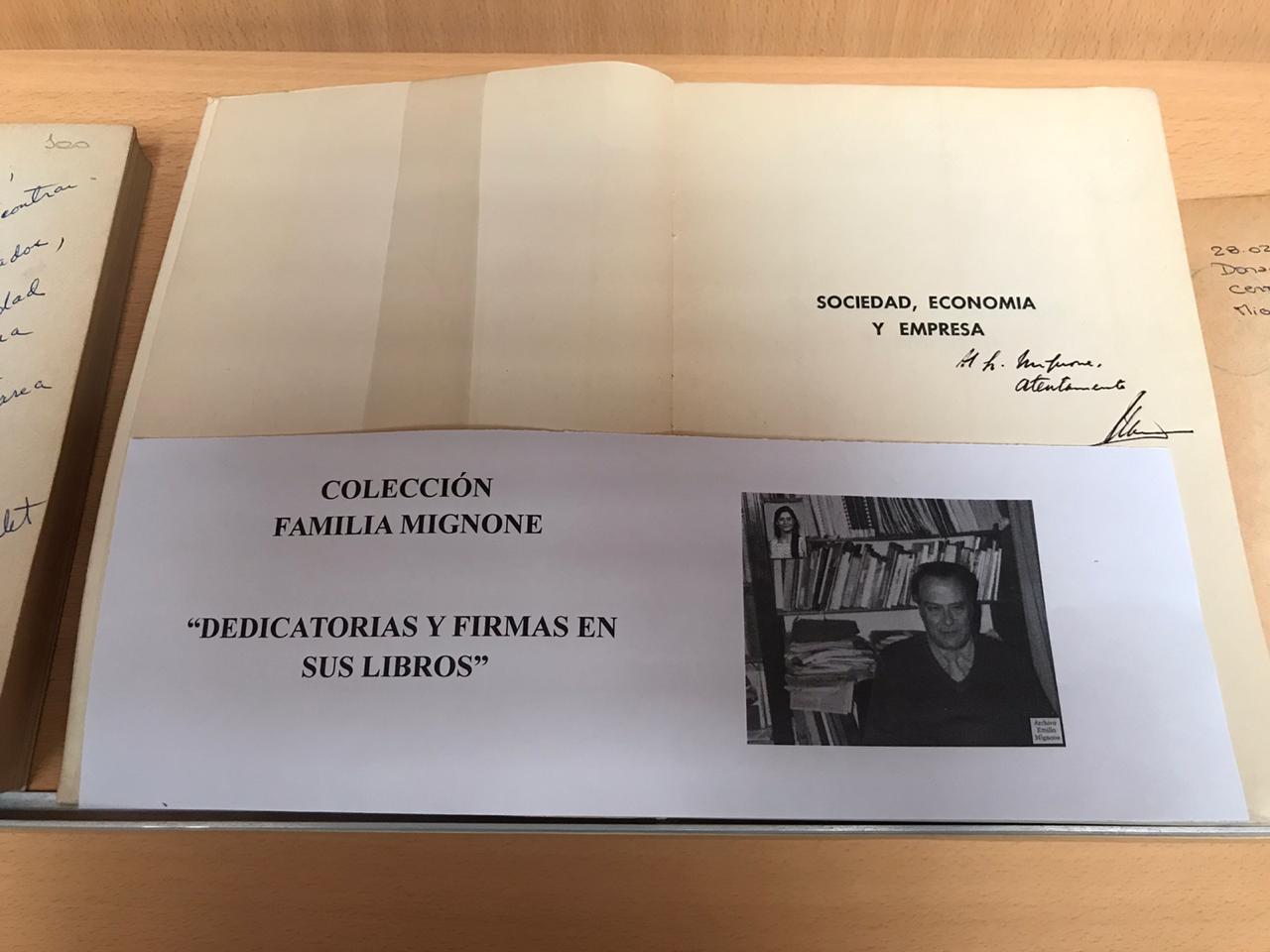 Colección Familia Mignone